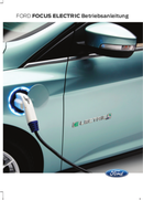 Ford Focus Electric (2013) Seite 1