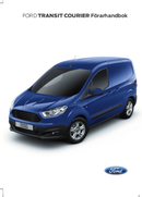 Ford Transit Courier (2014) Seite 1