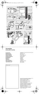Braun Aromaster KF 43 pagina 2