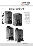 Bravilor FreshGround FG 310 Seite 1