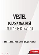 Vestel BMH - L401 W dishwasher sivu 1