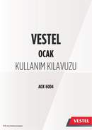 Vestel AOX-6004 sivu 1