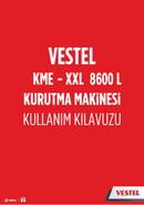 Vestel KME-XXL 8600 L sivu 1