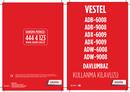 Vestel ADW-6008 sivu 1