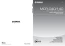 Yamaha MCR-140 page 1