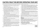 Yamaha NX-P100 page 2
