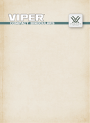 Vortex Viper 8x28 side 1
