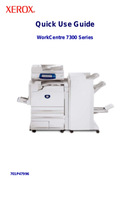 Xerox WorkCentre 7346V RPH page 1