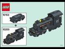 Lego 9V Train Motor side 1