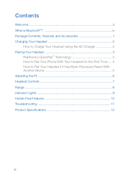 Plantronics Explorer 260 page 3