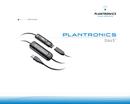 Plantronics DA 45 page 1