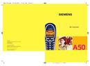 Siemens A50 side 1