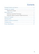 Plantronics Explorer 395 page 3