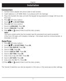 Página 5 do Doro Form 25r
