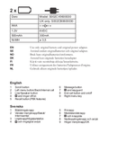 Página 3 do Doro 750X