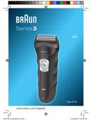 Braun 380s Wet & Dry Series 3 pagina 1