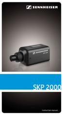 Sennheiser SKP 2000 side 1