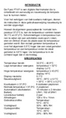 Pagina 3 del Fysic FT-07