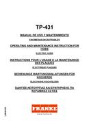 Franke TP-431 side 1