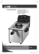 Página 1 do Clatronic FR 3255
