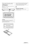 Yamaha BD-S477 sivu 3