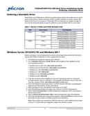 página del Micron P320h 2