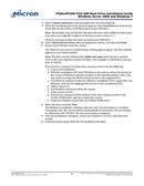 página del Micron P320h 4