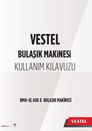 Vestel BMH-XL608 X sivu 1