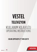 Vestel 22PF5021P sivu 1