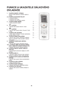 Página 5 do Whirlpool AMD 350/1