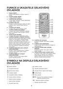 Página 5 do Whirlpool AMD 024/1