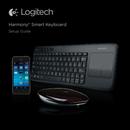 Logitech Harmony Smart Keyboard sivu 1