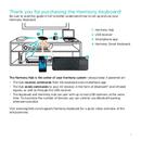Logitech Harmony Smart Keyboard sivu 3