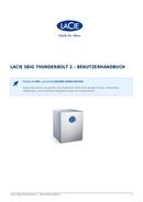 LaCie 5big Thunderbolt Seite 1