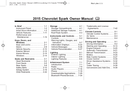 Pagina 2 del Chevrolet Spark (2015)