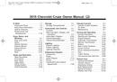 Pagina 2 del Chevrolet Cruze (2015)