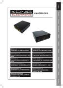 Konig KN-HDMICON10 side 1