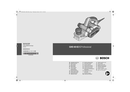 página del Bosch GHO 40-82 C 1