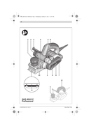 página del Bosch GHO 40-82 C 3