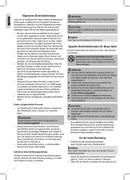 Página 2 do Clatronic LW 3371