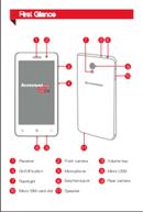 Lenovo Ideaphone S860 sivu 3