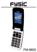 Pagina 1 del Fysic Comfort Klap GSM