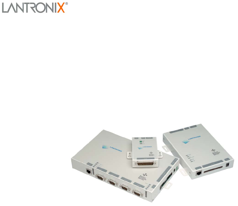 New in opened box Lantronix SCS100-12 1 port Secure Console Server