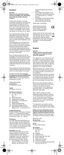 Braun Aromaster Classic KF 47 pagina 3