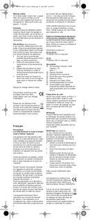 Braun Aromaster Classic KF 47 pagina 4