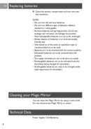 Philips Magic Mirror SCD910 page 4