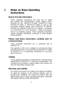 AEG Protect B. 750 VA sivu 3