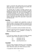 AEG Protect B. 750 VA sivu 4