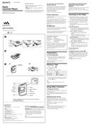 Sony WMFX290W side 1