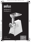 Braun Multiquick 3 G1300 side 1